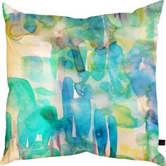 sweety color pillow