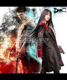 DmC Devil May Cry 5 Dante Cosplay Costume #Everyone Can Cosplay! Cosplay costumes #Anime Cosplay Accessories #Cosplay Wigs #Anime Cosplay masks #Anime Cosplay makeup #Sexy costumes #Cosplay Costumes for Sale #Cosplay Costume Stores #Naruto Cosplay Costume #Final Fantasy Cosplay #buy cosplay #video game costumes #naruto costumes #halloween costumes #bleach costumes #anime