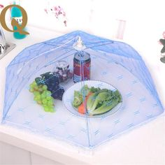 2017 new anti mosquito lace round table cover folding food fruit fly proof food breathable cover umbrella cover net cover #Affiliate