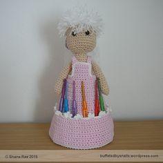 Crochet Hook Tidy