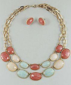 Color Me Pretty Necklace Set