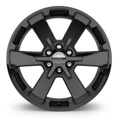 Sick wheels for Yukon 22 Inch Wheel - 6-Spoke High-Gloss Black (CK162) - SEV
