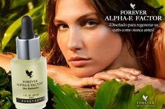 Forever Alpha-E Factor Bőrregeneráló folyadék Az Alpha-E Factor enyhe, bőrpuhító hatású készítmény, amely E-vitamint, A-vitamint, C-vitamint, Aloe verát, borage-olajat, bisobololt és más védő hatású alkotórészeket tartalmaz, így optimális védelmet nyújt a környezet hatásainak kitett bőr részére. Hidratálja és simává teszi a bőrt, ennek eredményeképpen fiatalos megjelenést biztosít a számára. A készítmény kiegészíti az A-Beta-CarE lágyzselé kapszula hatását. #gabokakucko