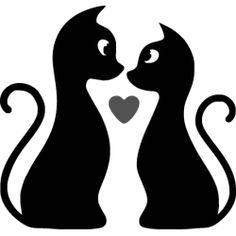 2492. Влюбленные котики