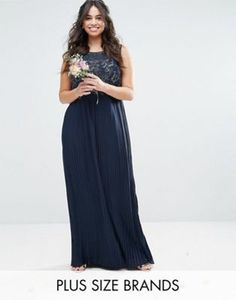 ebd01f9e60 Lovedrobe Luxe Embellished Bodice Maxi Dress With Pleated Skirt