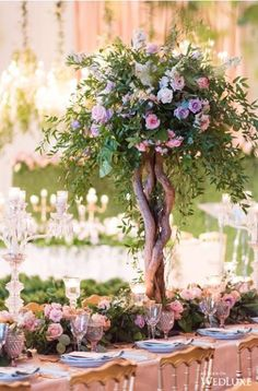 All about wedding: Elements of wedding decor