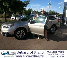 https://flic.kr/p/JrxirX | #HappyBirthday to Richard & Teresa from Lou Colvin at Subaru of Plano! | deliverymaxx.com/DealerReviews.aspx?DealerCode=K252