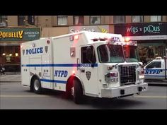 Old Police Cars, Police Truck, Police Vehicles, Emergency Vehicles, New York Police, Recreational Vehicles, Squad, The Unit, Trucks