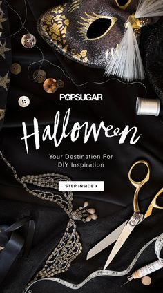 All the Halloween inspiration you need, all in one place!