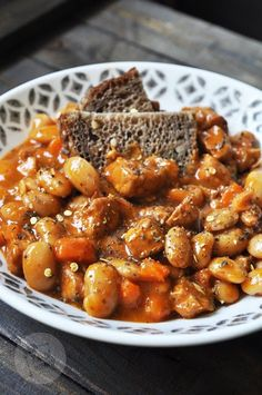 Chana Masala, Stew, Pork, Food And Drink, Meals, Ethnic Recipes, Goulash, Beans Recipes, Meat