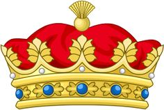 Crown of a Prince (Netherlands and Belgium)