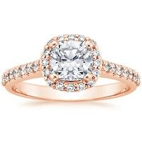 Rose Gold Engagement Rings | Brilliant Earth..... LOVE!!!