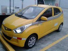 Hyundai EON 2013 Panamá | TAXI