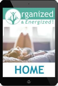 Grab a free training to get your Life, Home or Office Organized And Energized!