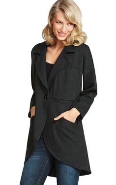 Lisbon Topper - CAbi Fall 2014 Collection...love, love, love this jacket!www.christineworrell.cabionline.com