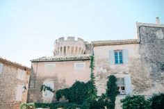 Destination wedding in france. Glamour, Wedding Locations, Provence, Real Weddings, Destination Wedding, France, Mansions, Beautiful, House Styles