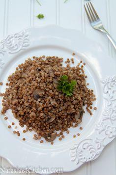 Buckwheat with Mushrooms-13