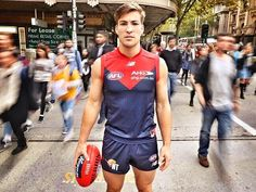 Very happy to have re-signed with the Dee's until 2020. The club is creating something special and I definitely want to be part of it. There is a coaching group hell bent on developing its players and an extremely talented group willing to listen and learn. I'm excited about the future of the Melbourne Football Club.  #myheartbeatstrue @melbournefc by jackviney7
