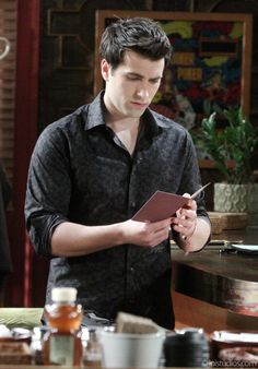Sonny uncovers a surprise regarding Will's feelings for him. #WilSon #DAYS