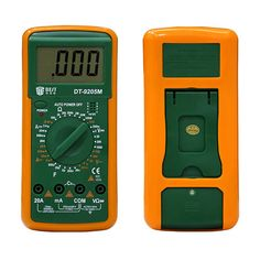 BEST DT9205M LCD AC DC Volt AMP OHM Electrical Digital Multimeter  Worldwide delivery. Original best quality product for 70% of it's real price. Buying this product is extra profitable, because we have good production source. 1 day products dispatch from warehouse. Fast & reliable...
