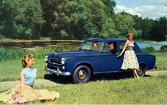 Mode pin up & voiture ancienne