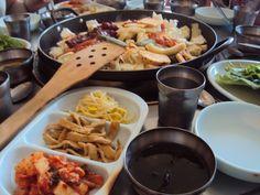 comida coreana | Coisas da Coreia