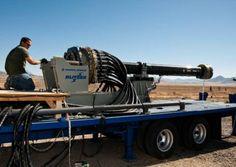 고든의 블로그 구글 분점: 제네럴 아토믹의 블리처 레일건 (General Atomics Blitzer Railgun )