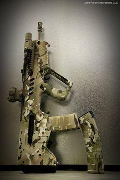 Multicam IWI SAR Tavor Rifle - Joint Force Enterprises
