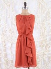 Altar'd State Rise to the Occasion Ruffle Dress