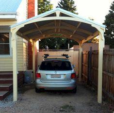 Best 5+ DIY Carport Kits Design That You Could Make Easily / FresHOUZ.com