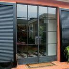 Riviera Bronze Mfg. Door