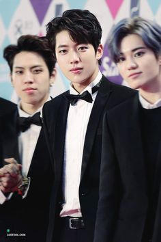 Lee Sungyeol with Dino and Jongie^^