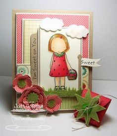 MFTeaser: Pure Innocence Berry Sweet! by Kharmagirl - Cards and Paper Crafts at Splitcoaststampers