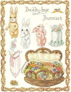 Beddy Bye Bunnies