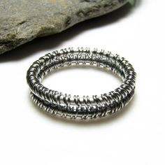 The first item from my new line in stainless steel jewelry for men and not only ;) Will be adding new items also tomorrow!