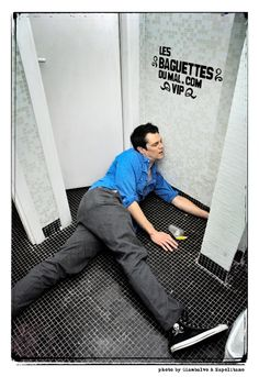 Johnny Knoxville (Rome, 2010) - http://www.lesbaguettesdumal.com/muori.php#jackass
