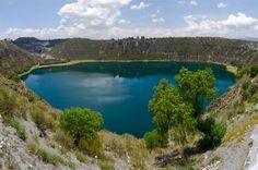 lagunas cráter de Atexapac, Puebla