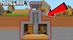 A tutorial on how to build a survival house in Minecraft. This starter building is perfect for beginners who play Minecraft survival mode. Video Minecraft, Minecraft Redstone, Minecraft Plans, Amazing Minecraft, Minecraft Tutorial, Minecraft Memes, Minecraft Crafts, Minecraft Stuff, Minecraft Survival Tips