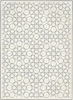 Islamic Art Pattern, Arabic Pattern, Geometry Pattern, Pattern Art, Pattern Design, Geometric Art, Geometric Designs, Islamic Designs, Personal Project Ideas