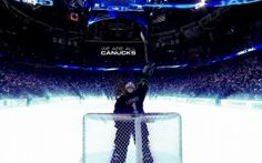 Watch the Canucks live durring a Playoff Game (right behind the player bench) How Far I Go, Beautiful Facebook Cover Photos, Florida Panthers, Vancouver Canucks, New York Rangers, Chicago Blackhawks, Hockey Players, Nhl, Things To Come