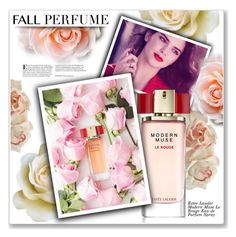 """Fun Fall Fragrance: Modern Muse Le Rouge"" by kellylynne68 ❤ liked on Polyvore featuring beauty, Estée Lauder and modern"