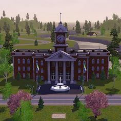 Twin Rivers by Meadow9259 - The Exchange - Community - The Sims 3 The Sims 3 Pets, Sims Pets, Sims 3 Generations, Sims 3 Worlds, Egyptian Furniture, Sims 3 Games, Twin River, Dj Booth, Purchase History