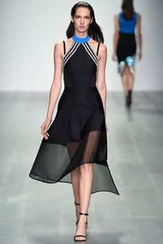 David Koma Spring 2015 Ready-to-Wear Fashion Show: Complete Collection - Style.com