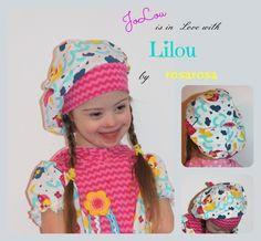 Probenähen Lilou Part 1 - frlrosa.de