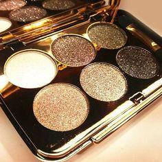 6 Color Crushed Shine EyeShadow Palette [BEST SELLING] – My Make-Up Brush Set - US