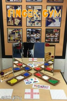 Copying flags with peg boards.