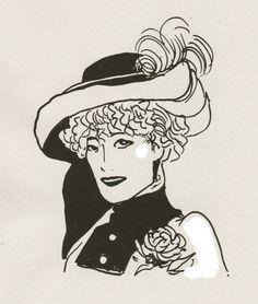 Diglee - Sarah Bernhardt