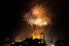 The Edinburgh Festival is over but ends with a bang!