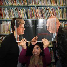 Bookface de Fresno County Public Library