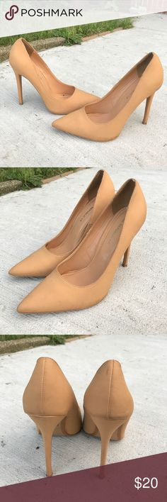 Nude Pumps Leave me offers!! Shoes Heels
